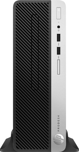 HP ProDesk 400 G5 3 GHz 8th gen Intel® Core™ i5 i5-8500 Black,Silver SFF PC
