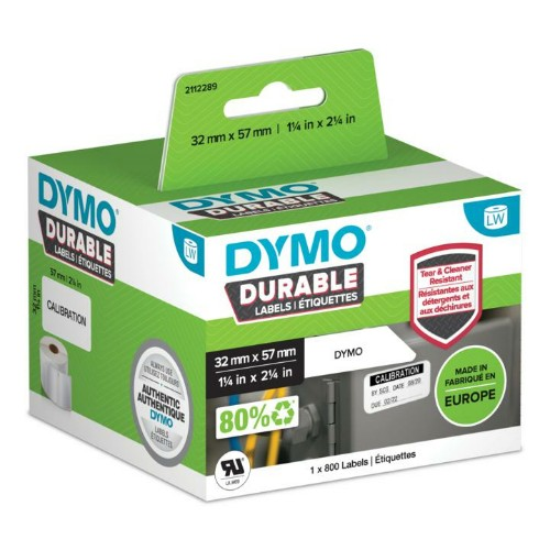 DYMO LabelWriter™ Durable Labels - 57 x 32mm