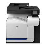 HP LaserJet M570dn Laser A4 Black,Grey