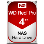 Western Digital Red Pro 4000GB Serial ATA III internal hard drive