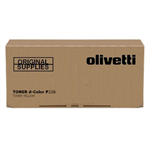 Olivetti B0772 Toner yellow, 10K pages