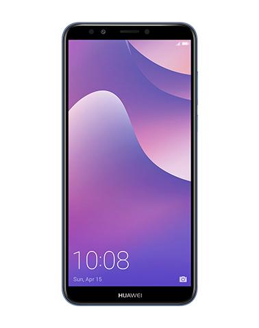 "Huawei Y7 2018 5.99"" Dual SIM 4G 3000mAh Blue 51092LCU"