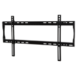 "Peerless PF650 TV mount 190.5 cm (75"") Black"