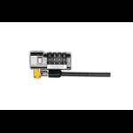 Kensington ClickSafe® Combination Laptopslot