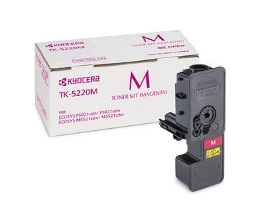KYOCERA TK-5220M Original Magenta 1 pieza(s)