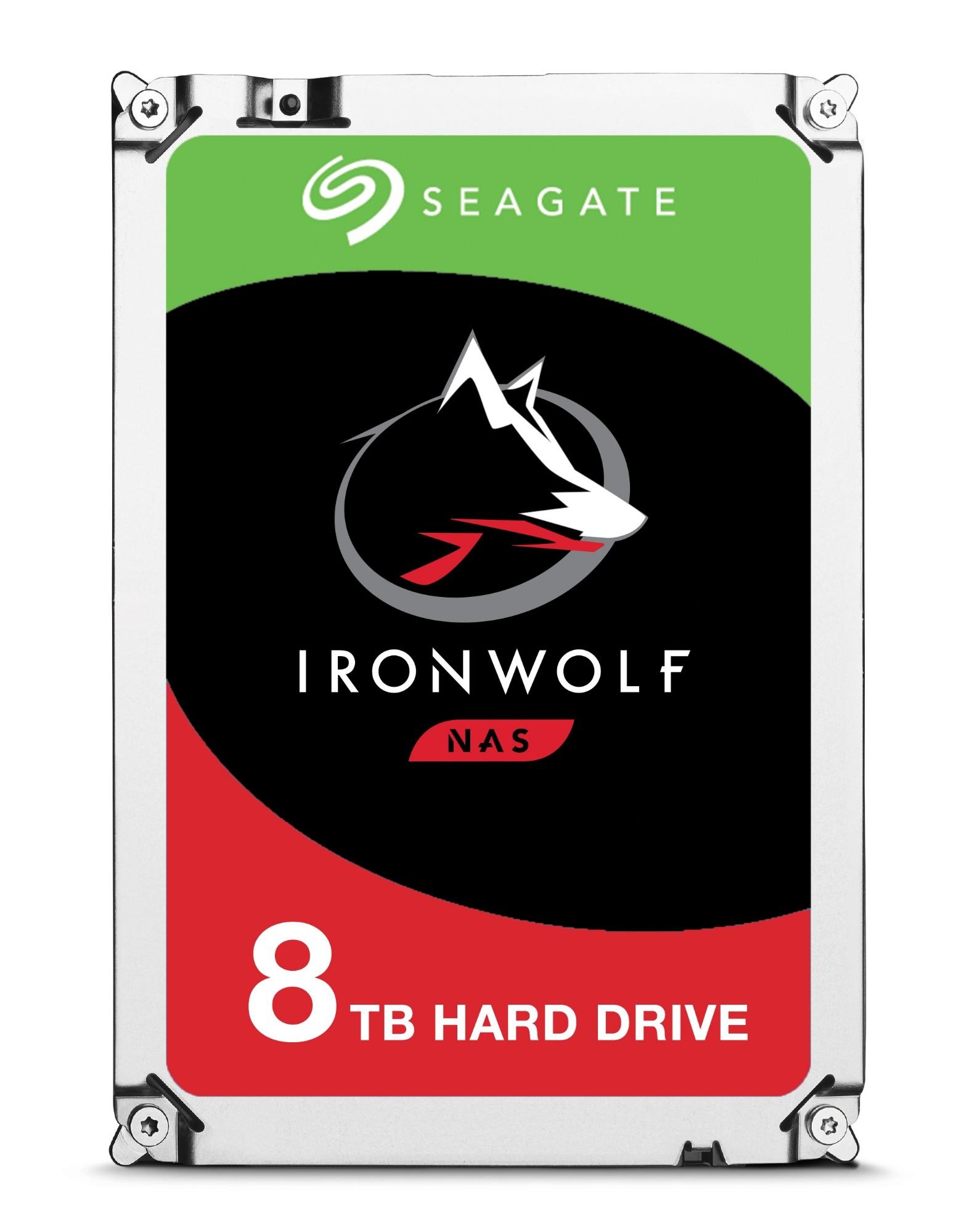 "Seagate IronWolf ST8000VN0022 internal hard drive 3.5"" 8000 GB Serial ATA III"