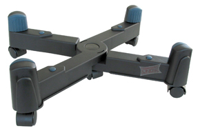 Lindy 40286 All-in-One PC/workstation mount/stand 30 kg Black