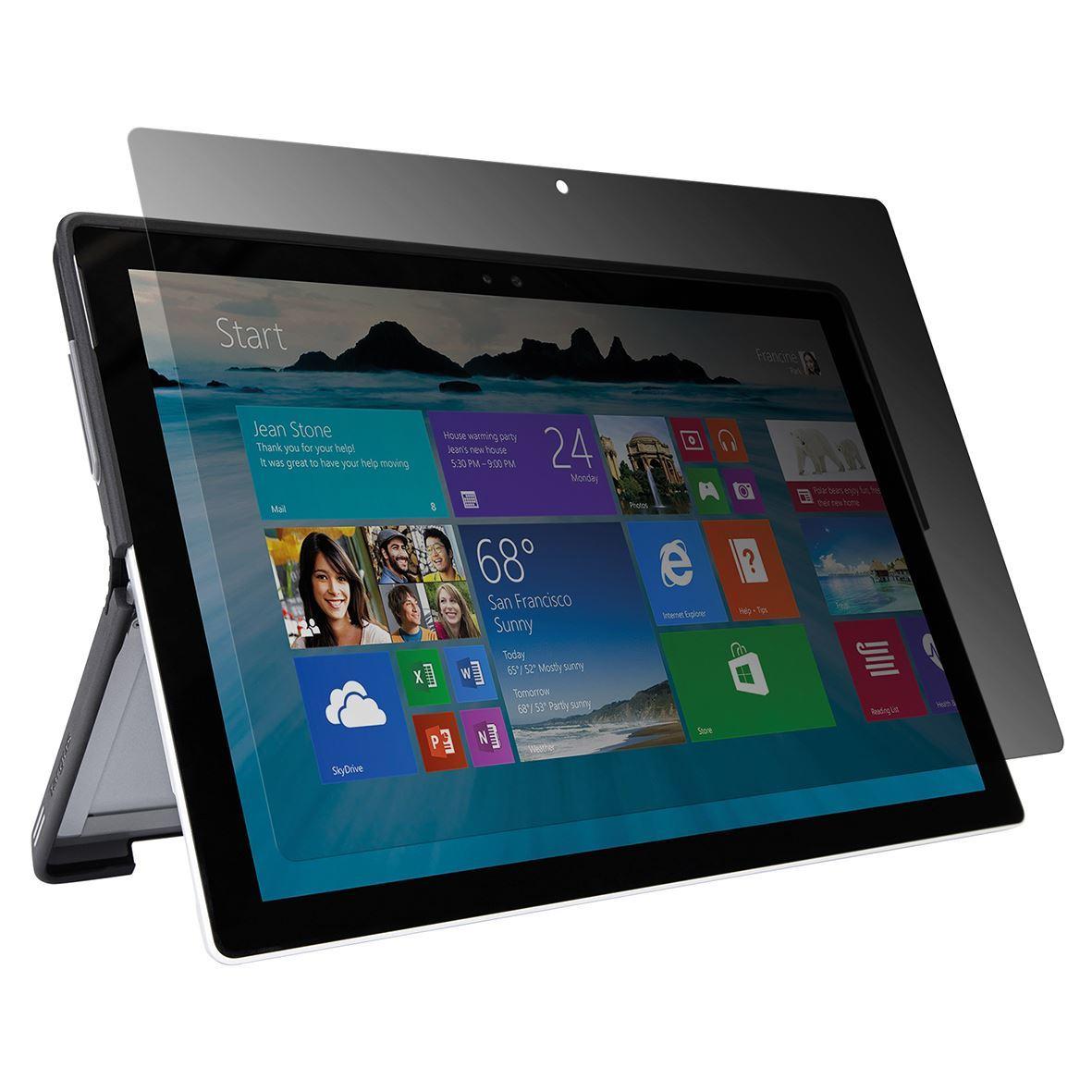 Targus AST025EUZ tablet screen protector Clear screen protector Microsoft 1 pc(s)