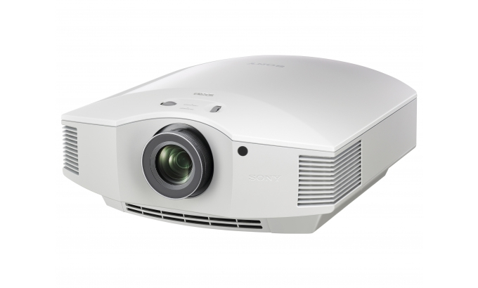 Sony VPL-HW65 HD Home Cinema Projector (White)