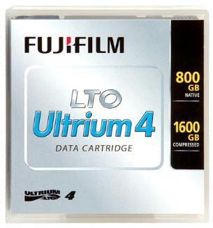 Fujifilm LTO Ultrium 4 Data Cartridge 1.27 cm