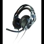 Plantronics RIG 500HS Binaural Head-band Black,Khaki headset