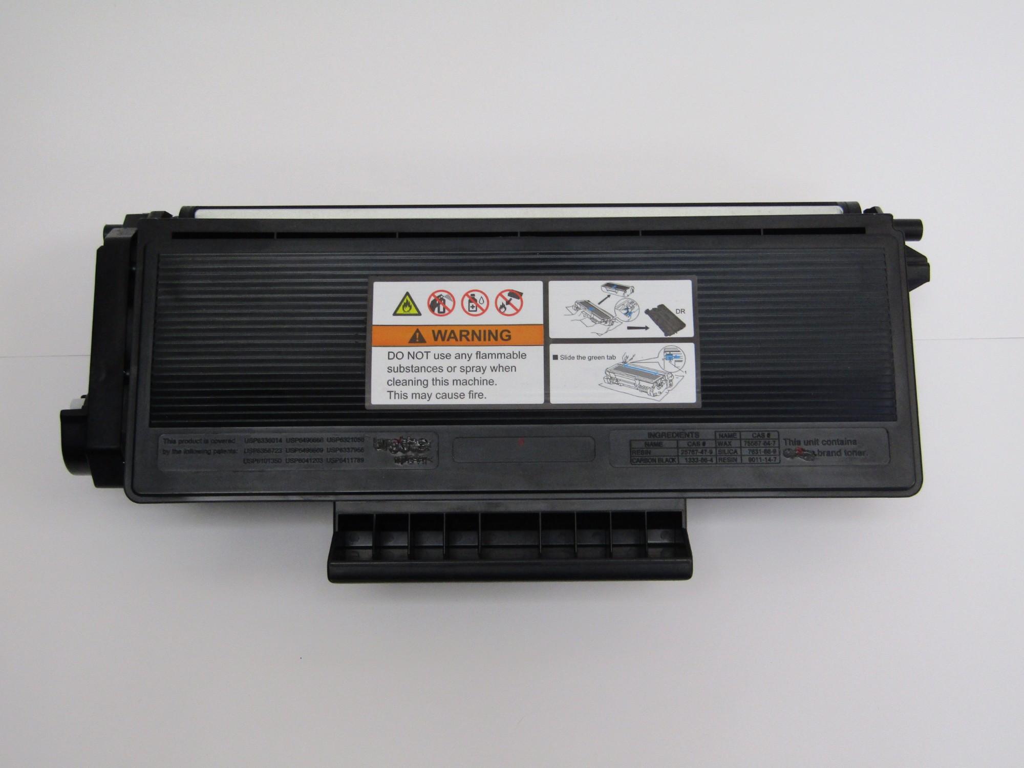 Remanufactured Brother TN3170 Black Toner Cartridge