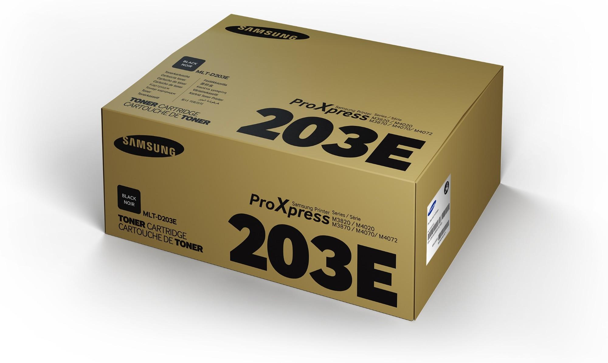 Samsung MLT-D203E Original Negro 1 pieza(s)