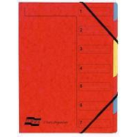 Exacompta 54075E folder A4 Red