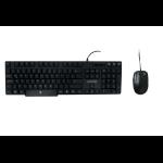 Perfect Choice PC-200987 USB QWERTY Inglés Negro teclado