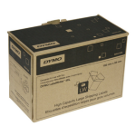 DYMO High Capacity Large Shipping Labels 102mm x 59mm Black,White 1150pc(s) self-adhesive label