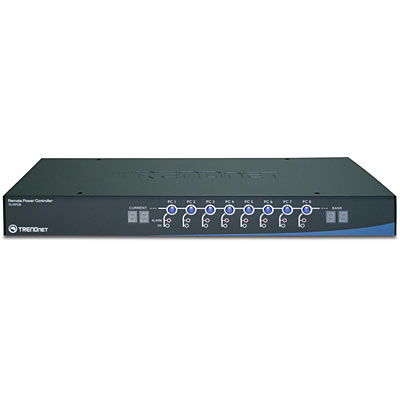 Trendnet TK-RP08 remote power controller 8 AC outlet(s)