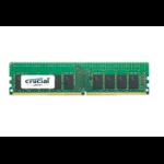Crucial 4GB DDR4-2400 4GB DDR4 2400MHz ECC memory module