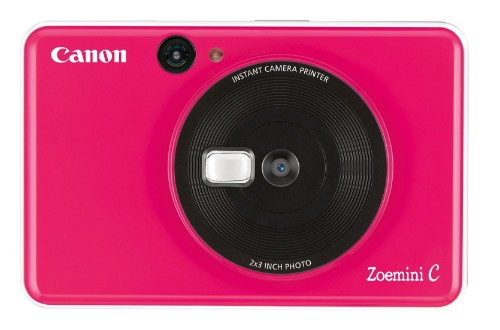 Canon Zoemini C instant digital camera 50.8 x 76.2 mm Pink