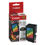 Canon Cartridge BC-22E 4-color ink cartridge