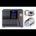 """QNAP TL-D1600S storage drive enclosure 2.5/3.5"""" HDD/SSD enclosure Black,Grey"""