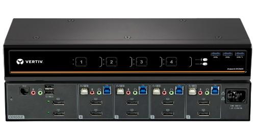 Vertiv Avocent SV340D-201 KVM switch Black