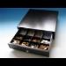 International Cash Drawer 3S-423 Black cash tray