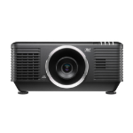 Vivitek DU7295Z data projector 9000 ANSI lumens DLP WUXGA (1920x1200) 3D Ceiling / Floor mounted projector Black