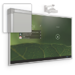 "MooreCo 4G5KG-52 interactive whiteboard 86"" Silver"