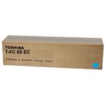 Toshiba 6AK00000179 (T-FC 65 EC) Toner cyan, 29.5K pages @ 6% coverage