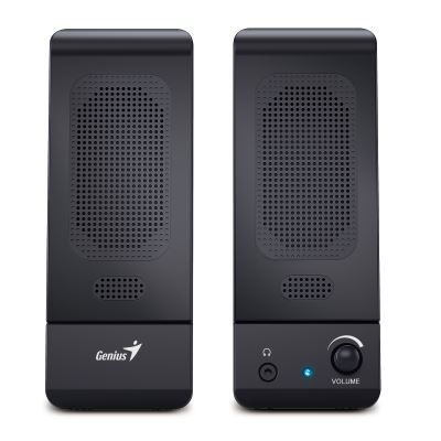 Genius SP-U120 3W Black loudspeaker