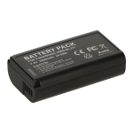 PSA Parts DBI1013A camera/camcorder battery Lithium-Ion (Li-Ion) 3350 mAh
