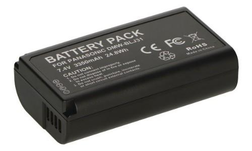 PSA Parts DBI1013A camera/camcorder battery Lithium-Ion (Li-Ion) 3350 mAh