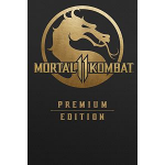 Microsoft Mortal Kombat 11 Premium Edition video game Xbox One