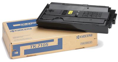 KYOCERA TK-7105 Original Negro 1 pieza(s)