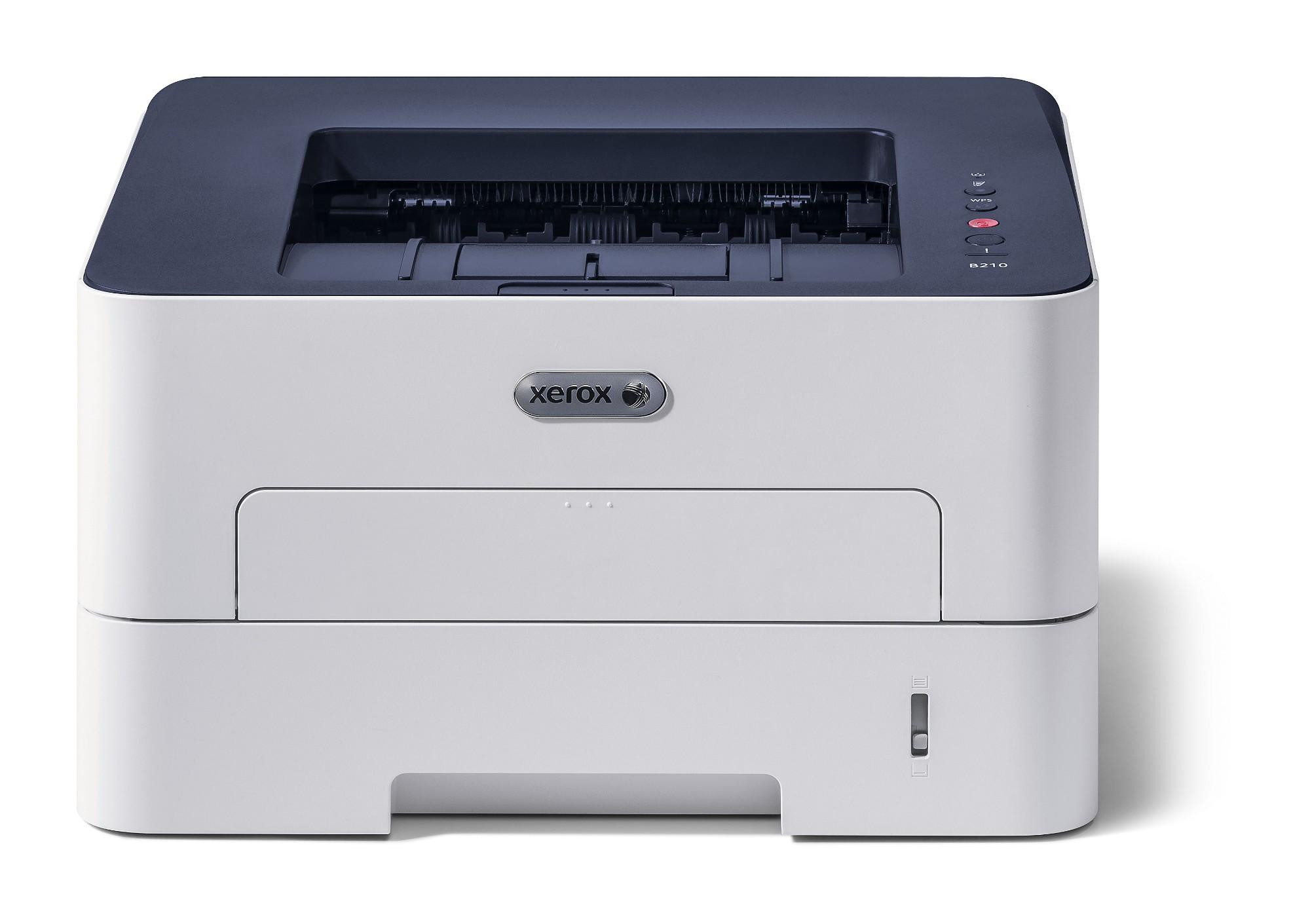 Xerox B210 A4 30ppm Impresora inalámbrica doble cara PS3 PCL5e/6 2 bandejas Total 251 hojas