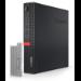 Lenovo ThinkCentre M710 2.4GHz i5-7400T 1L sized PC Black Mini PC