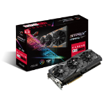 ASUS ROG-STRIX-RX580-T8G-GAMING Radeon RX 580 8GB GDDR5 graphics card