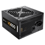 Corsair VS650 650W ATX Black power supply unit
