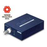 PLANET LRP-101CE network extender Network transmitter Blue 100 Mbit/s