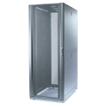 APC NetShelter SX 42U Freestanding rack 1363.64kg Black rack