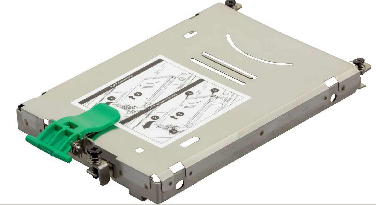 CoreParts KIT359 notebook accessory Notebook HDD/SSD caddy