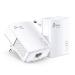 TP-LINK TL-PA7017 KIT adaptador de red PowerLine 1000 Mbit/s Ethernet Blanco 2 pieza(s)