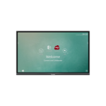 "Viewsonic IFP7550-2EP interactive whiteboard 189.2 cm (74.5"") 3840 x 2160 pixels Touchscreen Black"