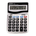 Aurora DT303 calculator Desktop Basic Silver
