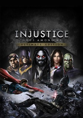 Nexway Injustice: Gods Among Us - Ultimate Edition vídeo juego PC Español