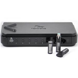 Revolabs 01-4FUSIONEU-NM Wireless Black microphone
