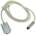 Wasp WWS450H Base PS/2 Cable PS/2 cable Beige