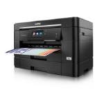 Brother MFC-J5720DW 6000 x 1200DPI Inkjet A3 35ppm Wi-Fi multifunctional
