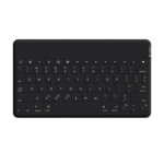 Logitech Keys-To-Go mobile device keyboard QWERTY Italian Black Bluetooth